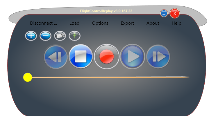 Flight Control Replay Professional Edition v3 (P3D v2 v3/FSX/FSX:SE)