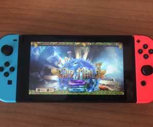 Recensione Nintendo Switch e AirMail (Switch version)