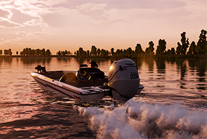 Dovetail Fishing Sim World – 2019