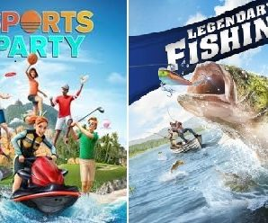 Ubisoft – Party Game per switch